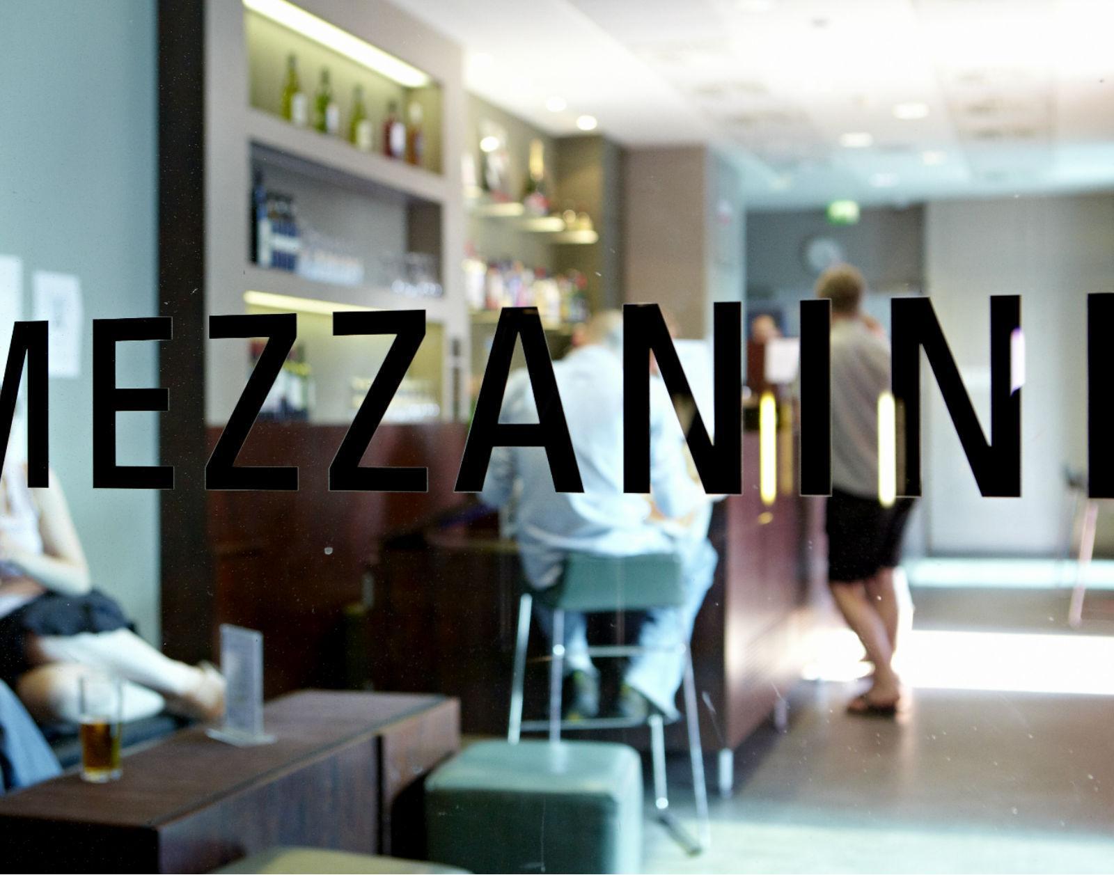 Mezzanine Bar | Broadway