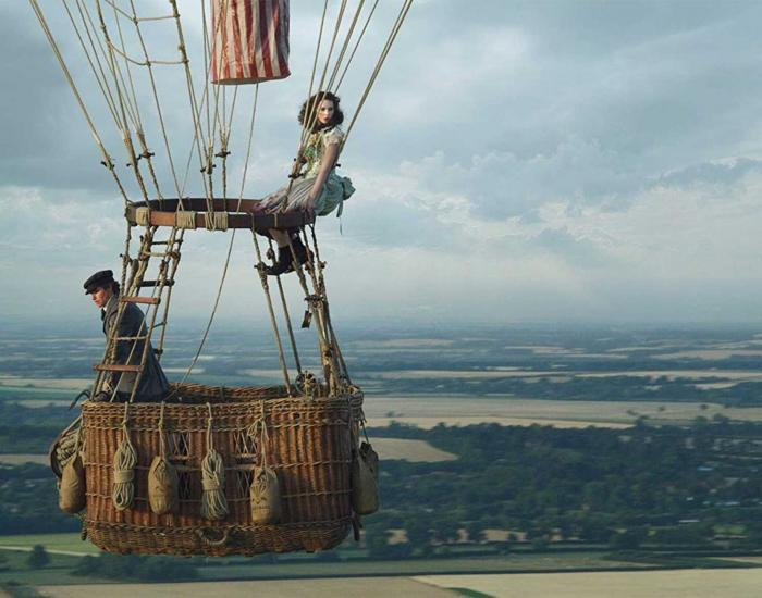 Image result for the aeronauts images""
